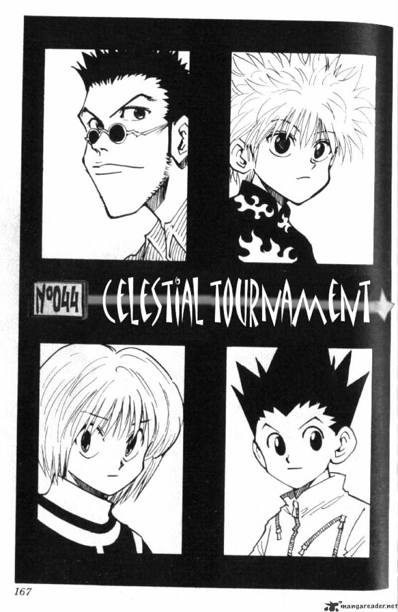 Hunter X Hunter Chapter 44  Online Free Manga Read Image 2