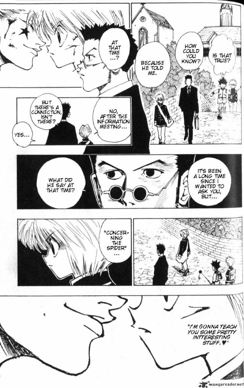 Hunter X Hunter Chapter 44  Online Free Manga Read Image 6
