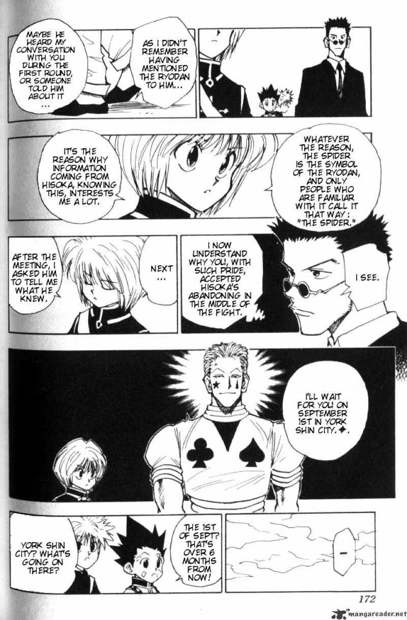 Hunter X Hunter Chapter 44  Online Free Manga Read Image 7