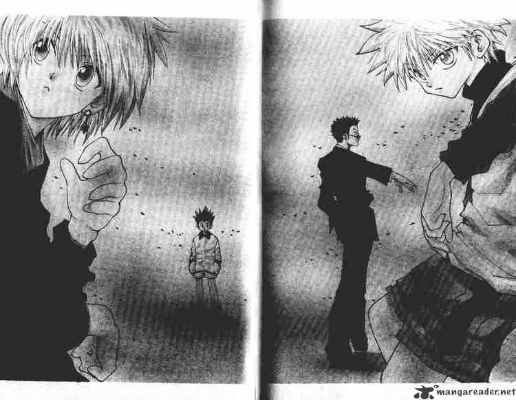 Hunter X Hunter Chapter 45  Online Free Manga Read Image 1