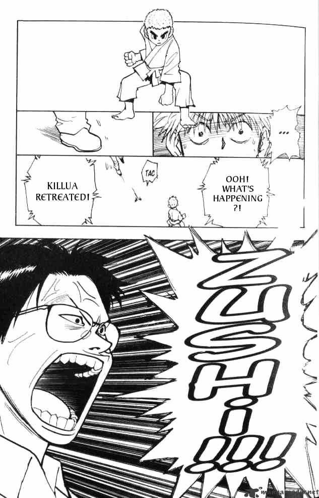 Hunter X Hunter Chapter 45  Online Free Manga Read Image 17