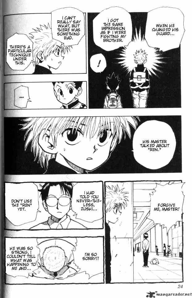 Hunter X Hunter Chapter 45  Online Free Manga Read Image 20