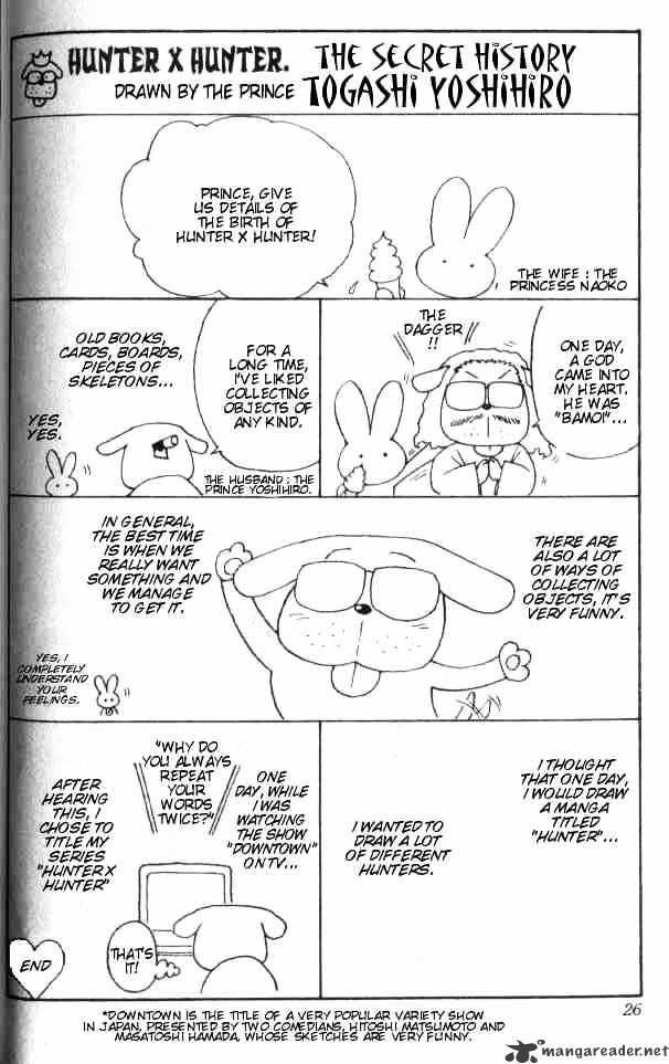 Hunter X Hunter Chapter 46  Online Free Manga Read Image 1