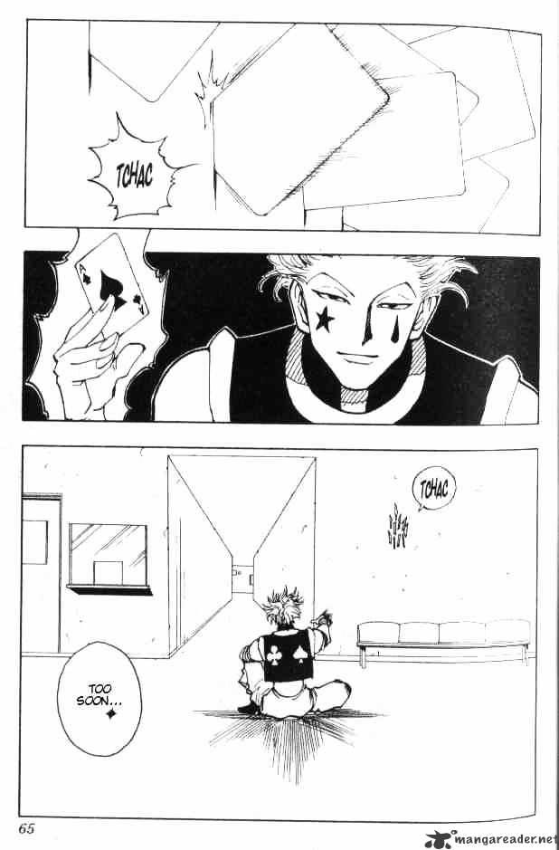 Hunter X Hunter Chapter 47  Online Free Manga Read Image 19