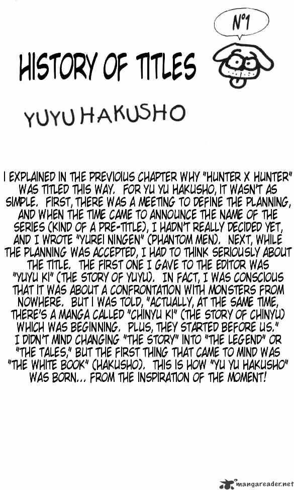 Hunter X Hunter Chapter 47  Online Free Manga Read Image 20