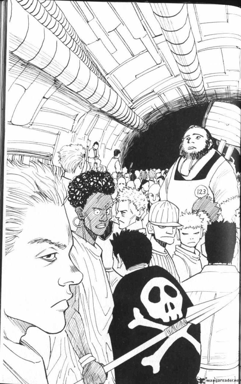Hunter X Hunter Chapter 5  Online Free Manga Read Image 12