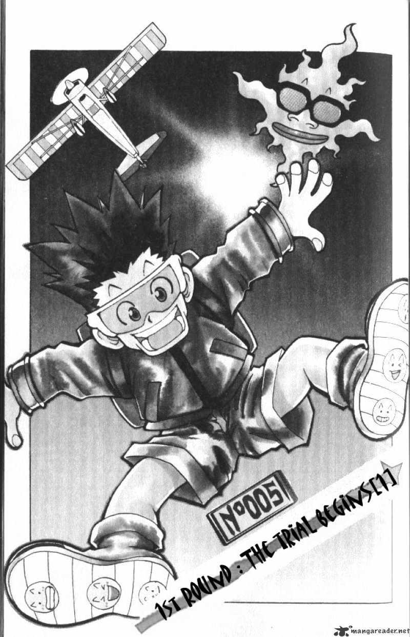 Hunter X Hunter Chapter 5  Online Free Manga Read Image 2