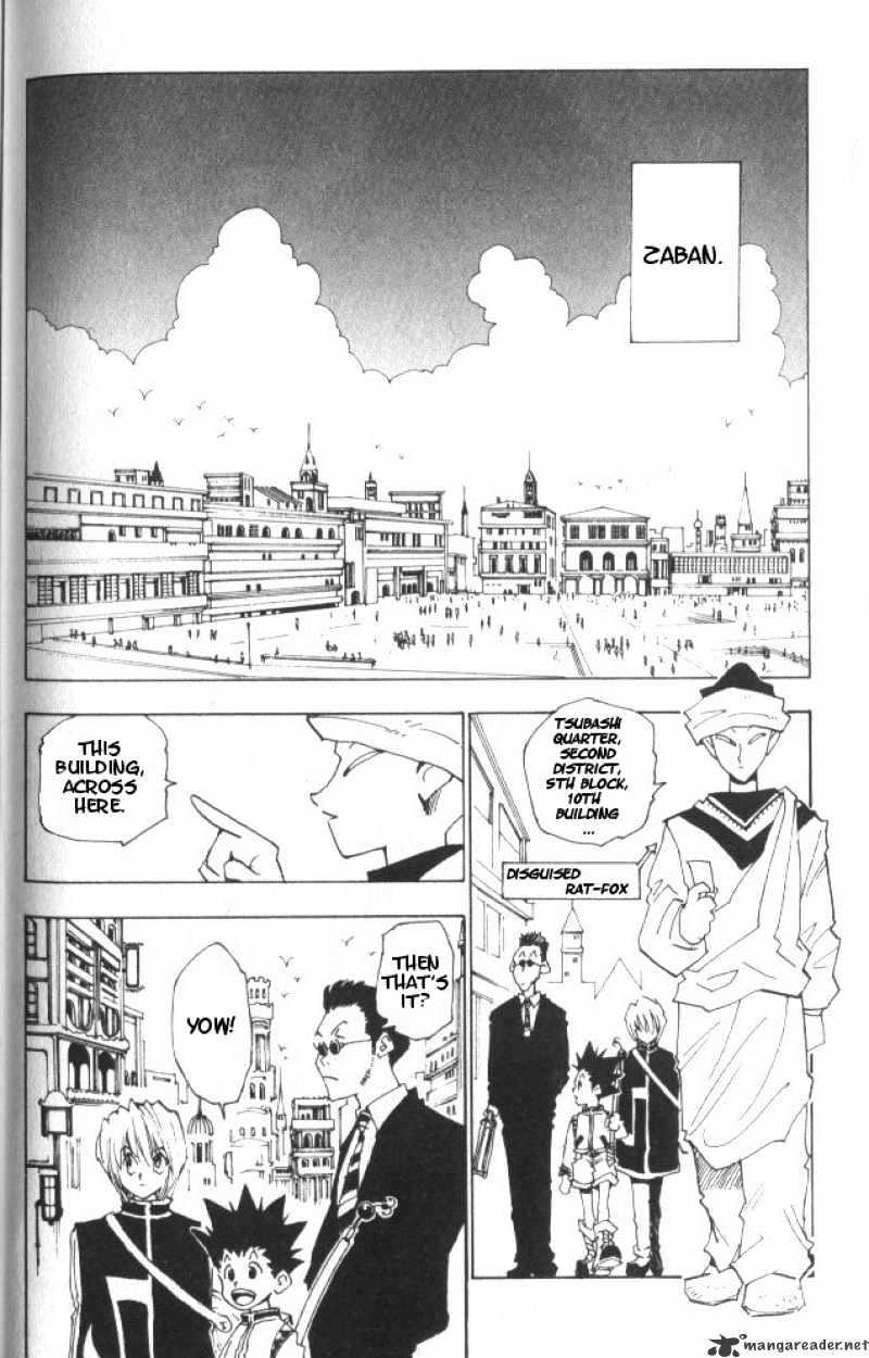 Hunter X Hunter Chapter 5  Online Free Manga Read Image 3