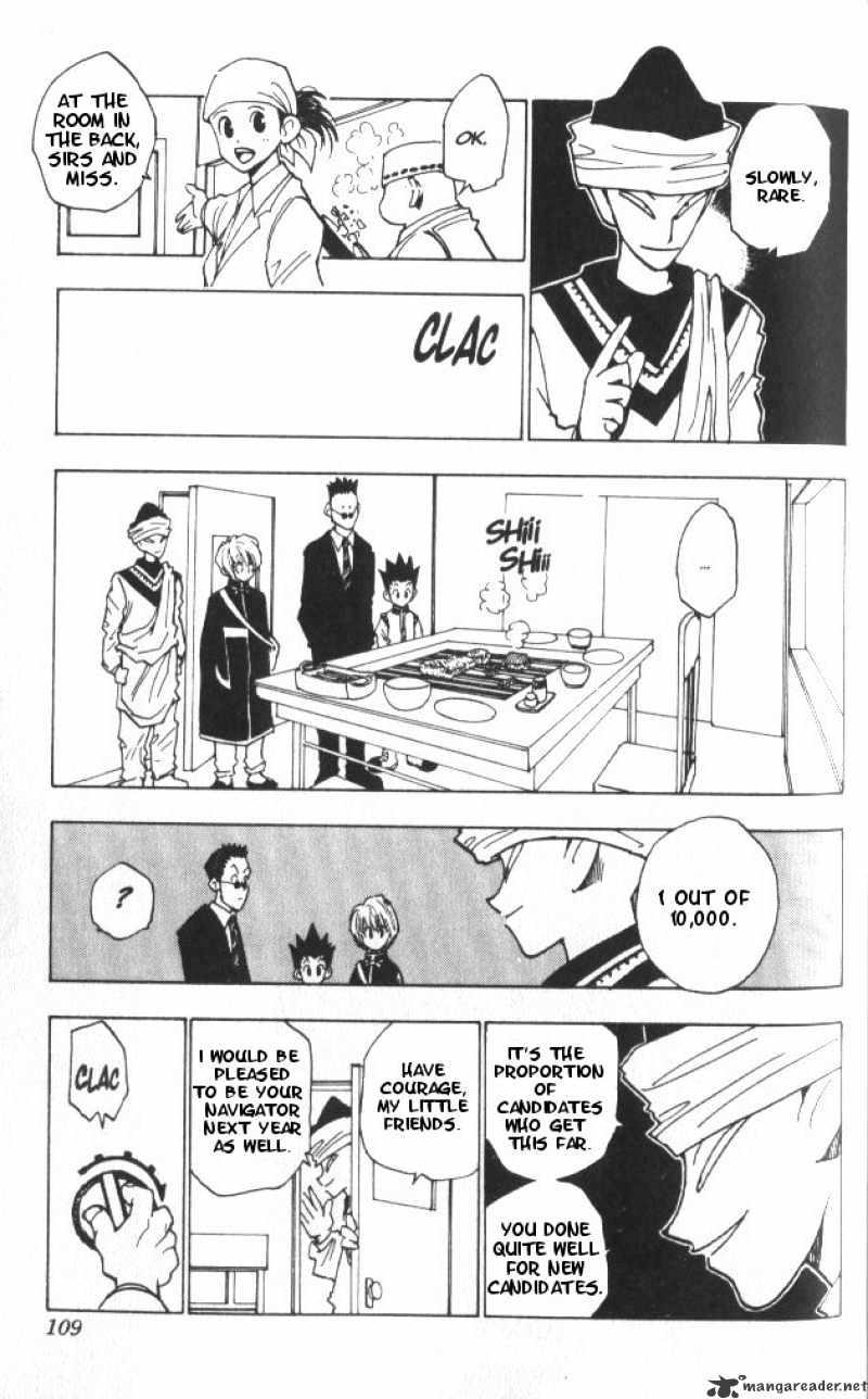 Hunter X Hunter Chapter 5  Online Free Manga Read Image 6