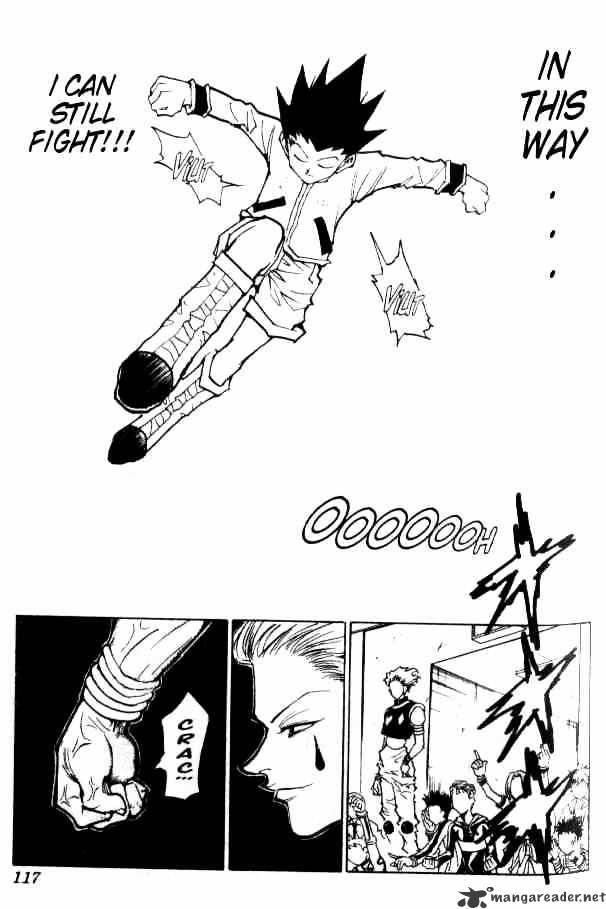 Hunter X Hunter Chapter 50  Online Free Manga Read Image 17