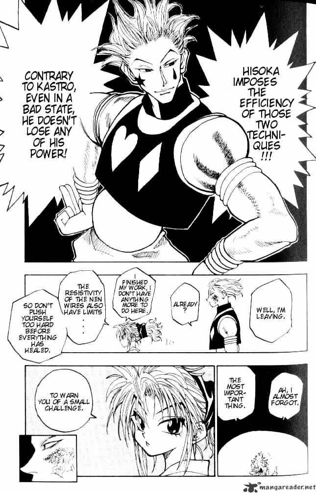 Hunter X Hunter Chapter 55  Online Free Manga Read Image 15
