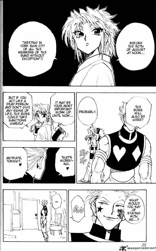 Hunter X Hunter Chapter 55  Online Free Manga Read Image 16