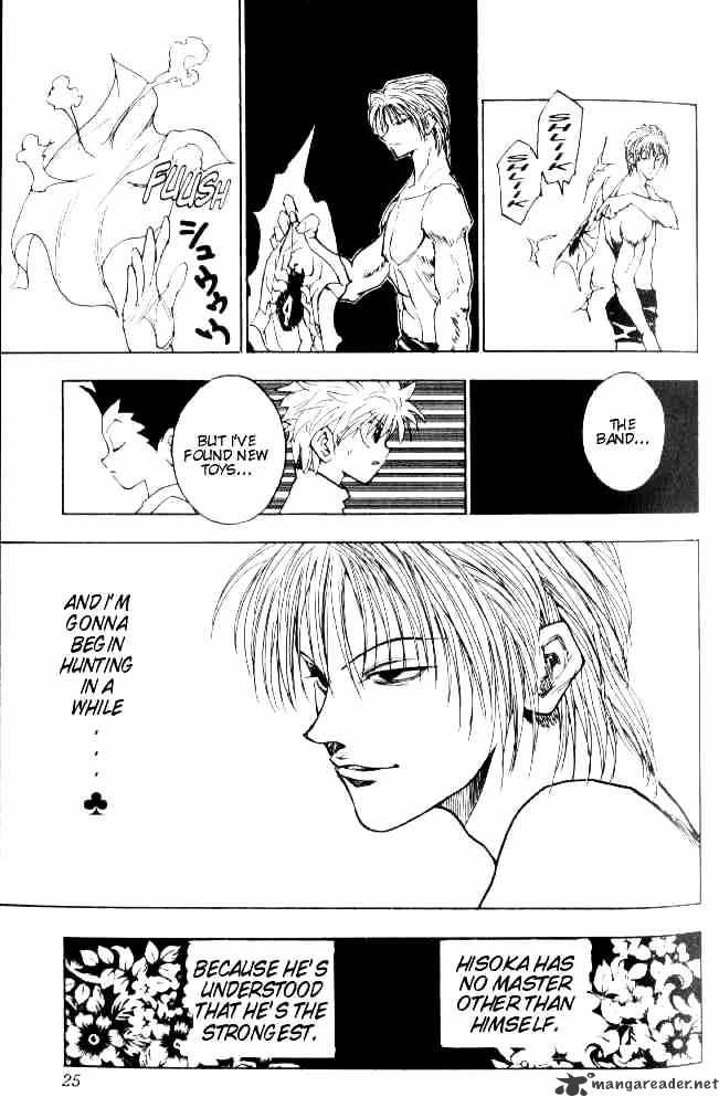 Hunter X Hunter Chapter 55  Online Free Manga Read Image 19