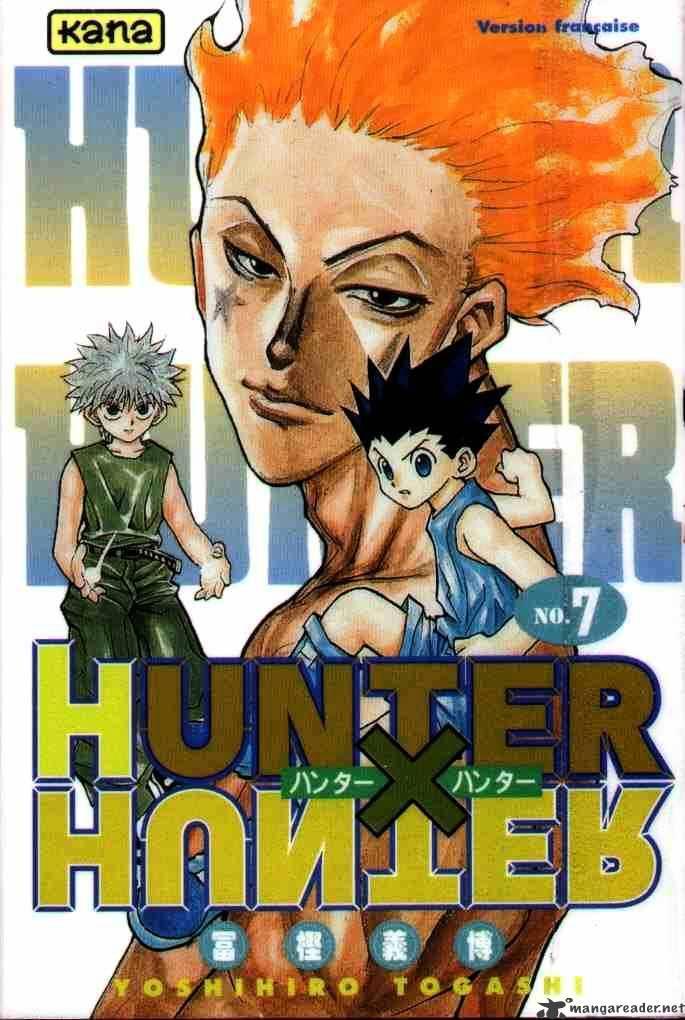 Hunter X Hunter Chapter 55  Online Free Manga Read Image 20