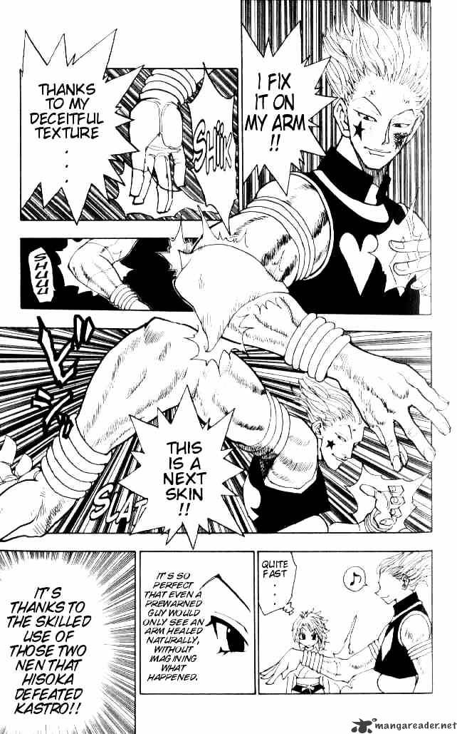 Hunter X Hunter Chapter 55  Online Free Manga Read Image 9