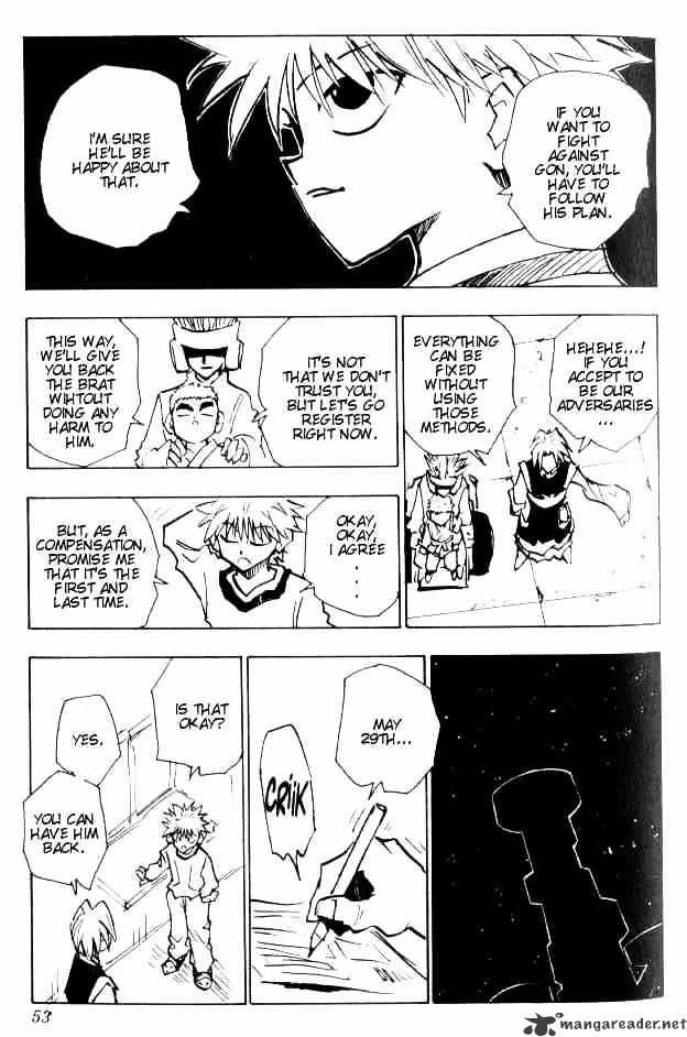 Hunter X Hunter Chapter 57  Online Free Manga Read Image 8