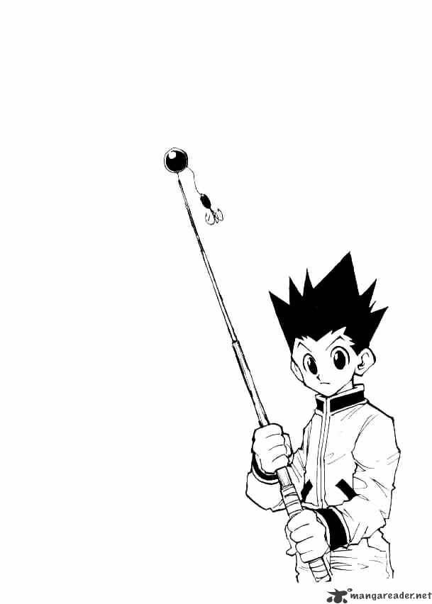 Hunter X Hunter Chapter 59  Online Free Manga Read Image 1