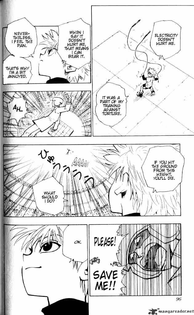 Hunter X Hunter Chapter 59  Online Free Manga Read Image 11