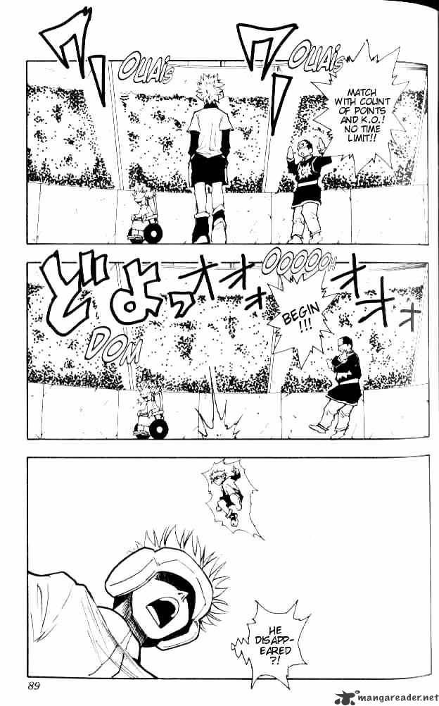 Hunter X Hunter Chapter 59  Online Free Manga Read Image 4