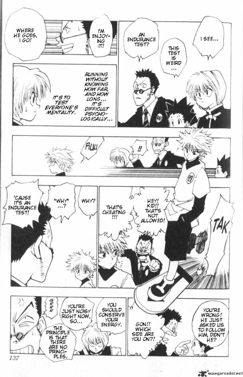 Hunter X Hunter Chapter 6  Online Free Manga Read Image 14