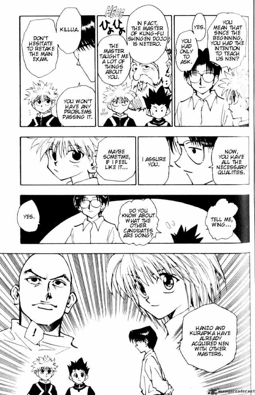 Hunter X Hunter Chapter 60  Online Free Manga Read Image 18