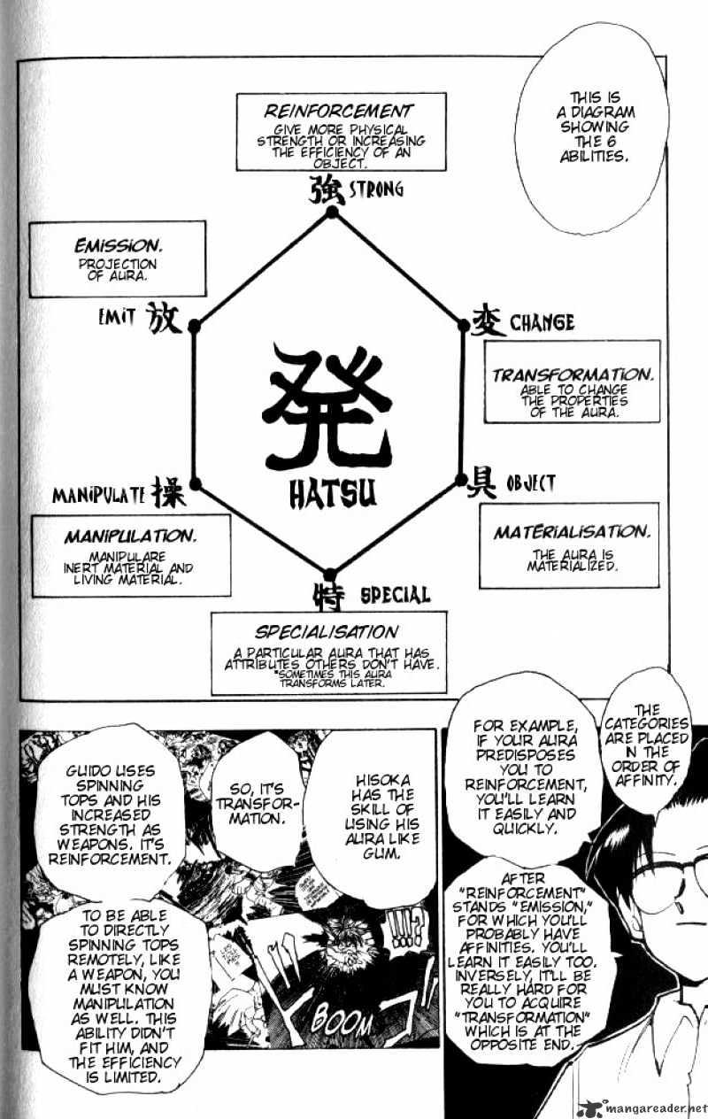 Hunter X Hunter Chapter 60  Online Free Manga Read Image 5