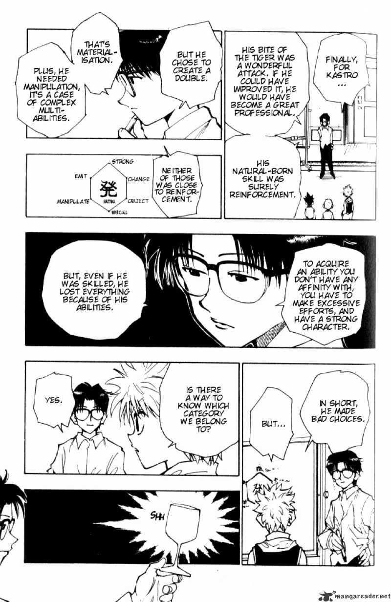 Hunter X Hunter Chapter 60  Online Free Manga Read Image 6