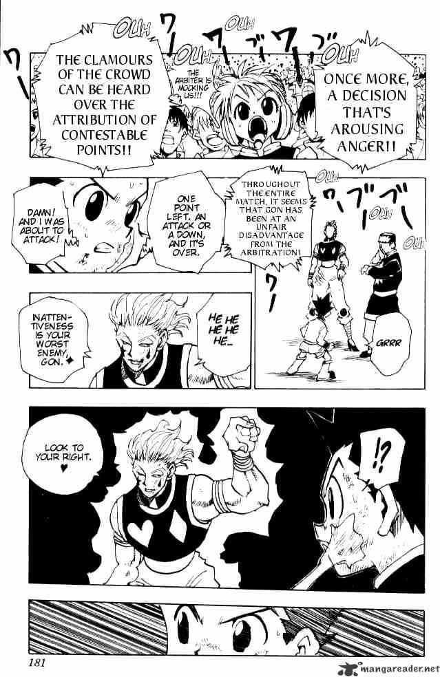 Hunter X Hunter Chapter 63  Online Free Manga Read Image 13