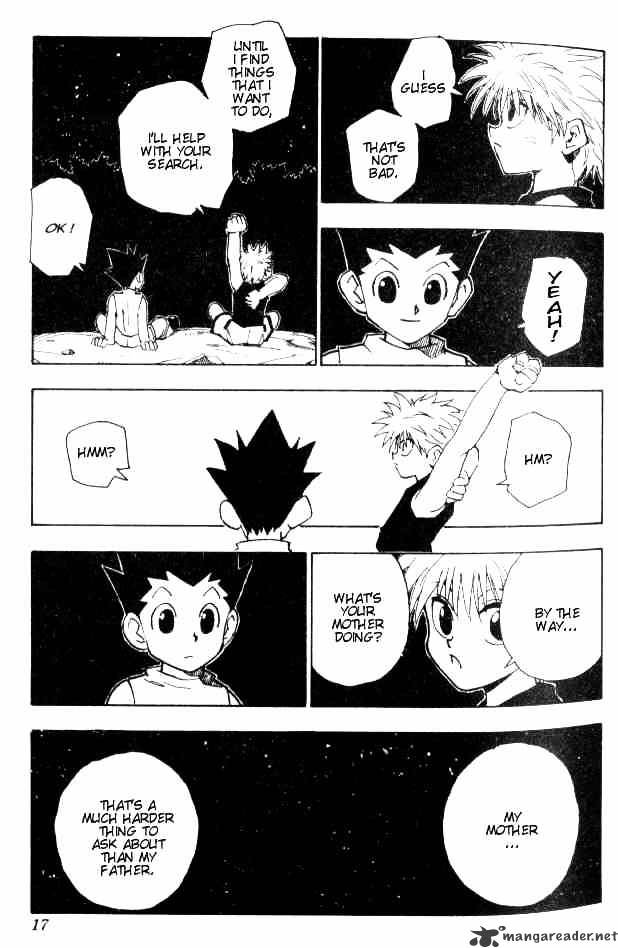 Hunter X Hunter Chapter 64  Online Free Manga Read Image 11