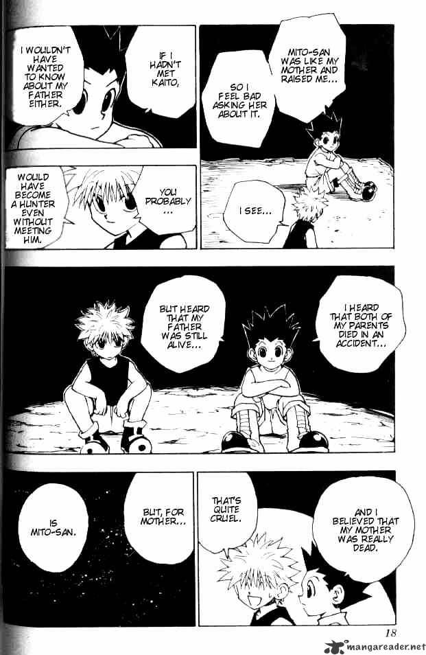 Hunter X Hunter Chapter 64  Online Free Manga Read Image 12