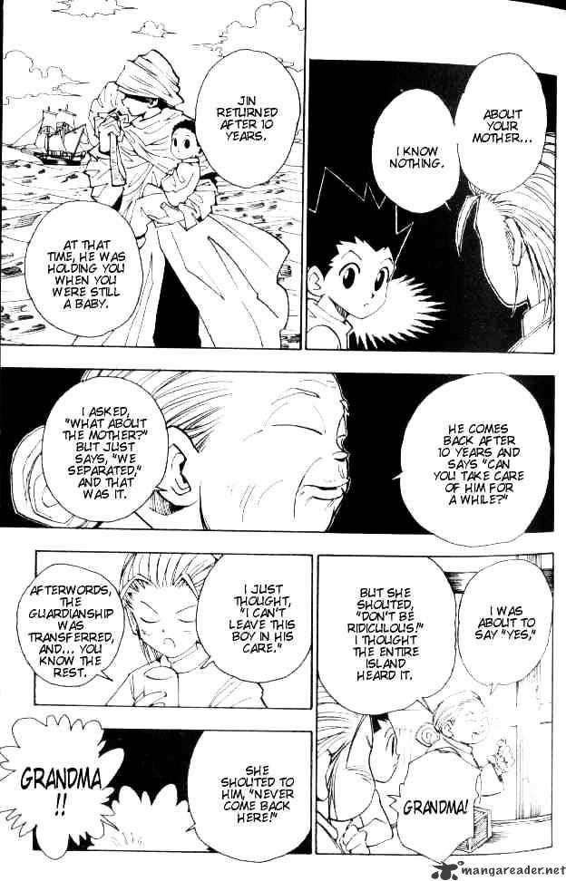 Hunter X Hunter Chapter 65  Online Free Manga Read Image 5