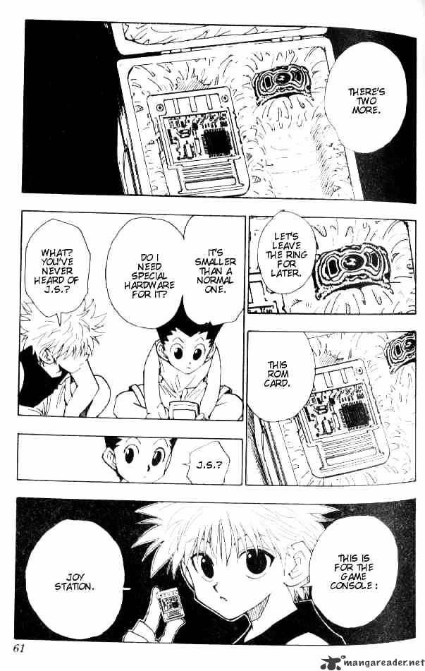 Hunter X Hunter Chapter 66  Online Free Manga Read Image 18