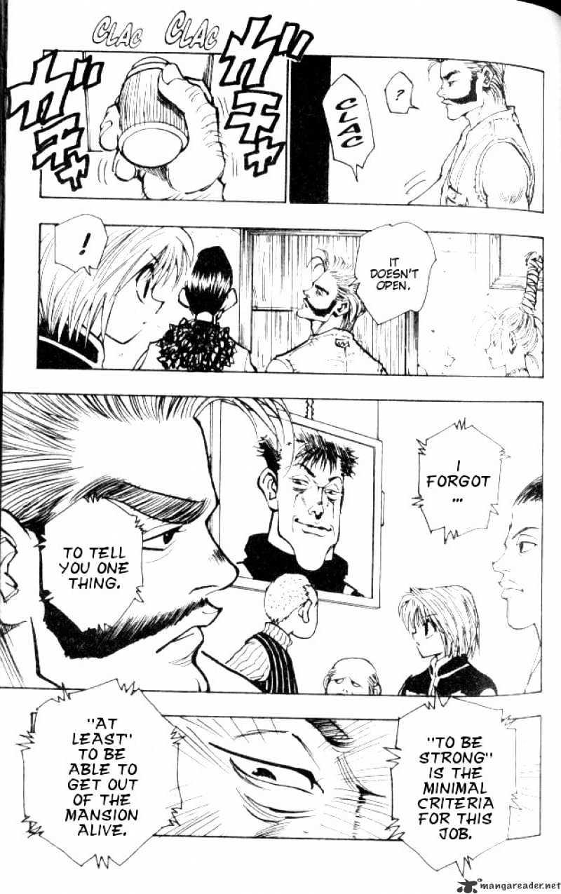 Hunter X Hunter Chapter 67  Online Free Manga Read Image 11