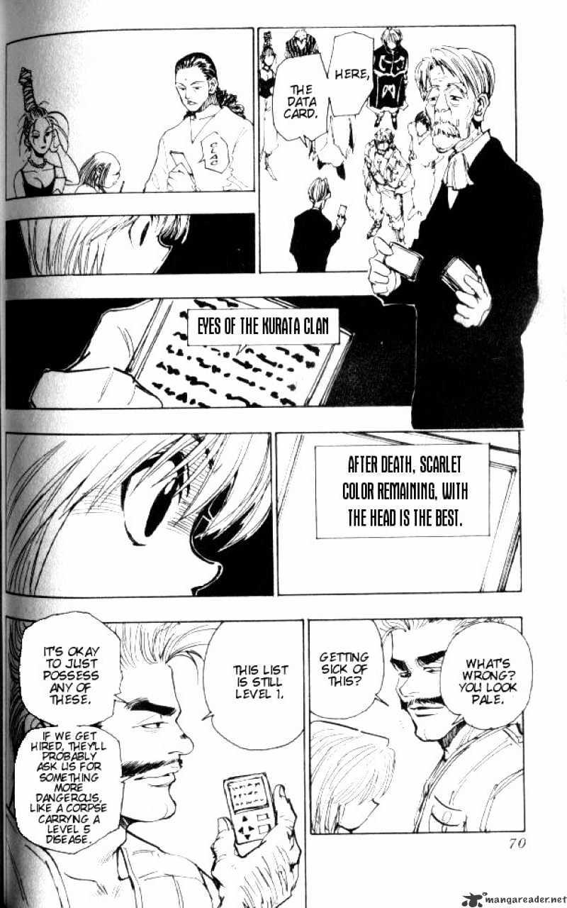 Hunter X Hunter Chapter 67  Online Free Manga Read Image 8