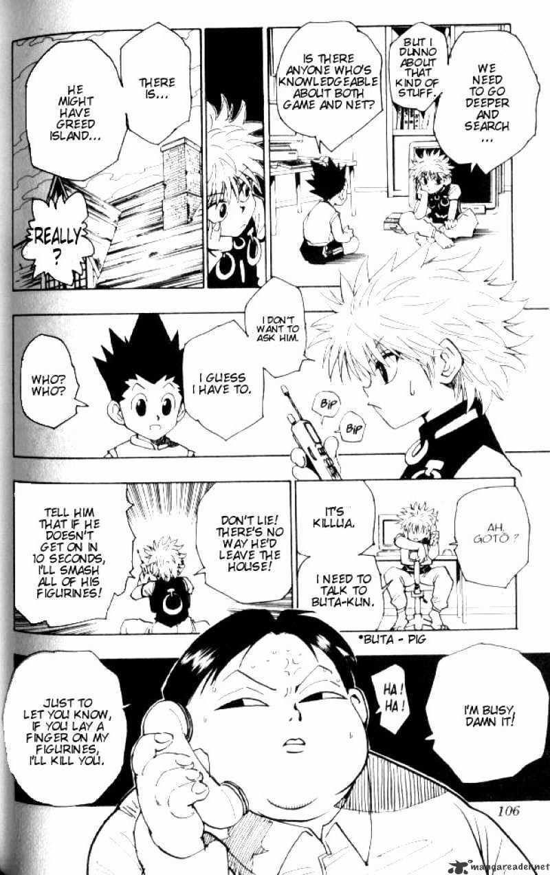 Hunter X Hunter Chapter 69  Online Free Manga Read Image 10