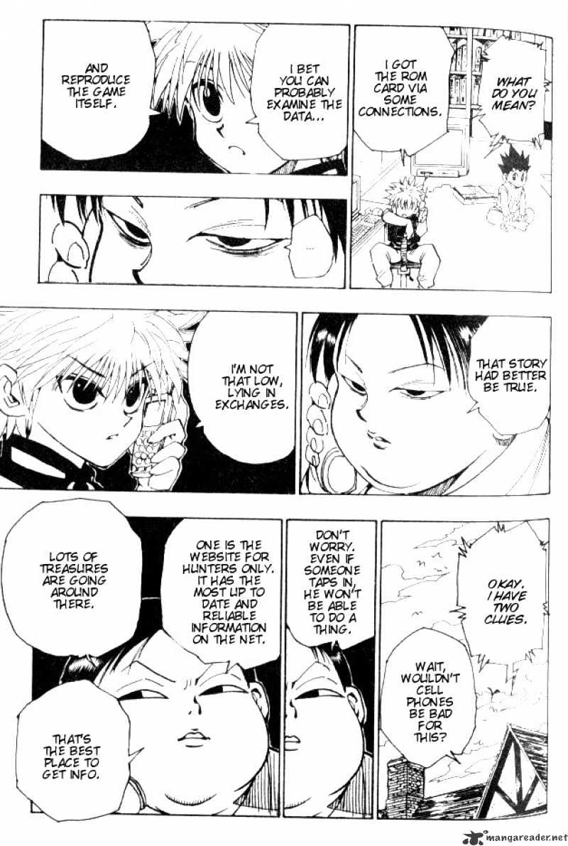 Hunter X Hunter Chapter 69  Online Free Manga Read Image 13