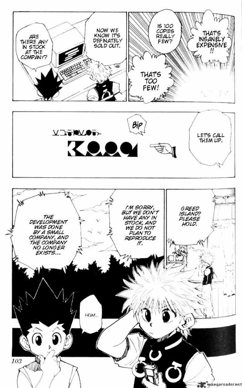 Hunter X Hunter Chapter 69  Online Free Manga Read Image 7