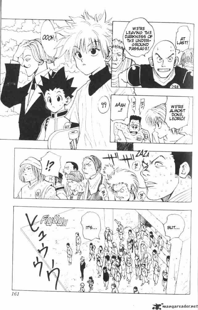 Hunter X Hunter Chapter 7  Online Free Manga Read Image 18