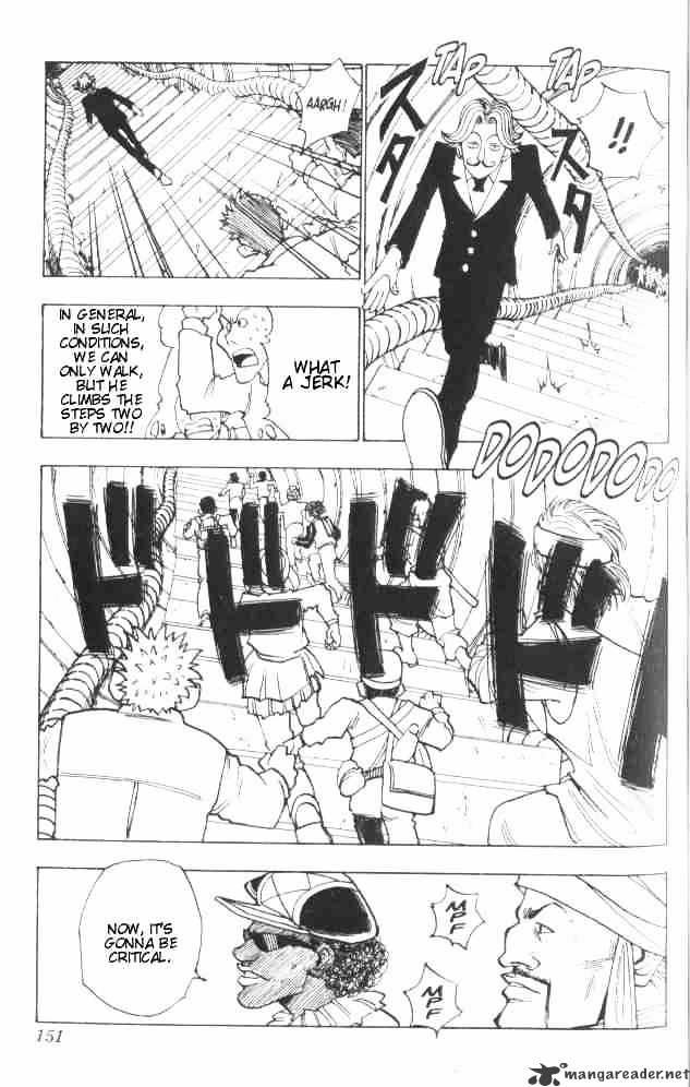 Hunter X Hunter Chapter 7  Online Free Manga Read Image 8
