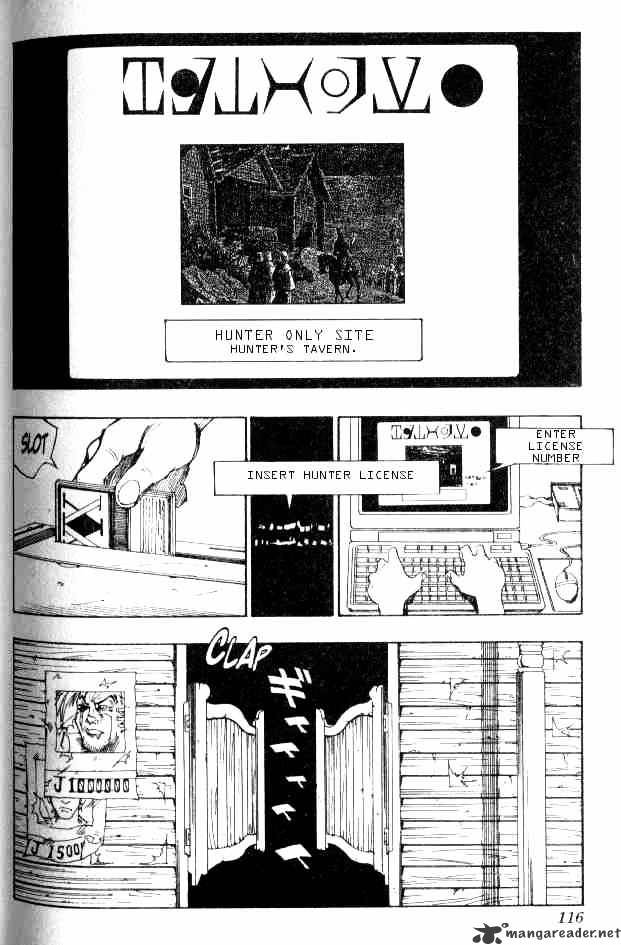 Hunter X Hunter Chapter 70  Online Free Manga Read Image 2