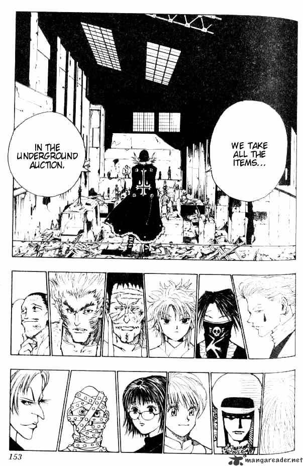 Hunter X Hunter Chapter 71  Online Free Manga Read Image 19
