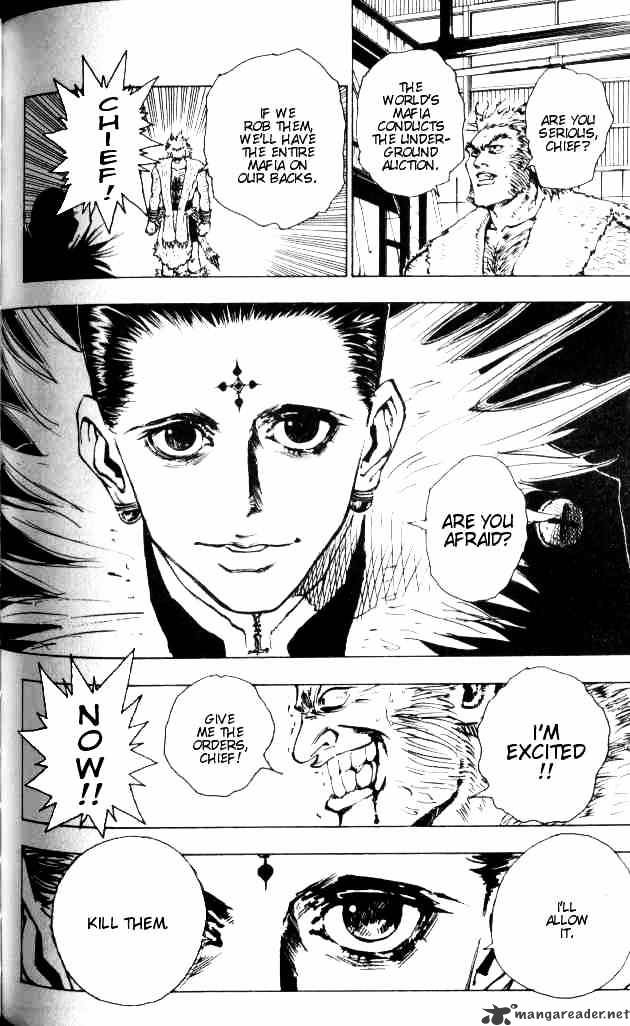 Hunter X Hunter Chapter 71  Online Free Manga Read Image 20
