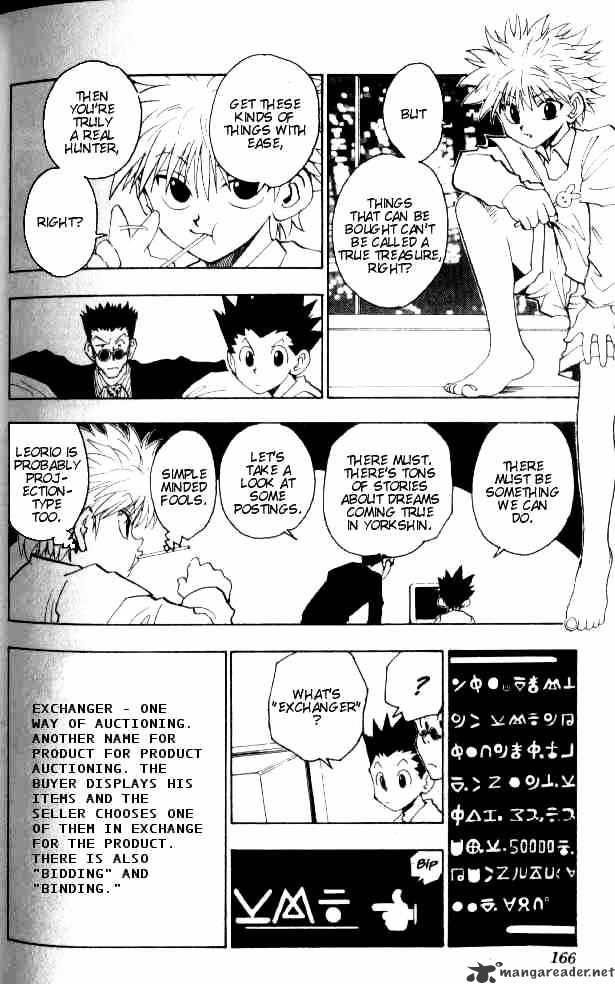 Hunter X Hunter Chapter 72  Online Free Manga Read Image 11
