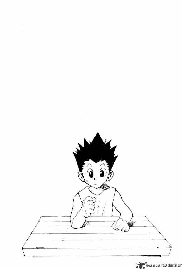 Hunter X Hunter Chapter 73  Online Free Manga Read Image 1