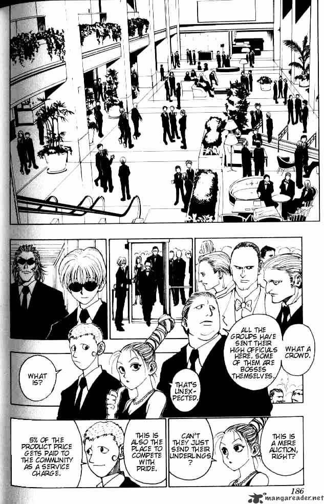 Hunter X Hunter Chapter 73  Online Free Manga Read Image 11