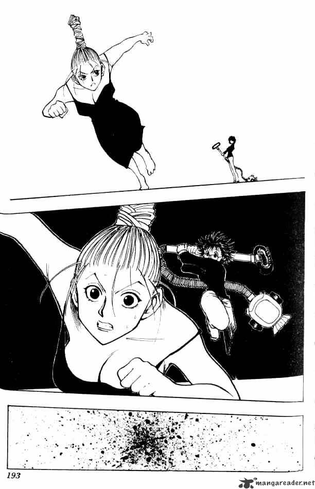 Hunter X Hunter Chapter 73  Online Free Manga Read Image 18