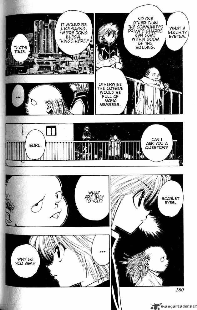 Hunter X Hunter Chapter 73  Online Free Manga Read Image 5