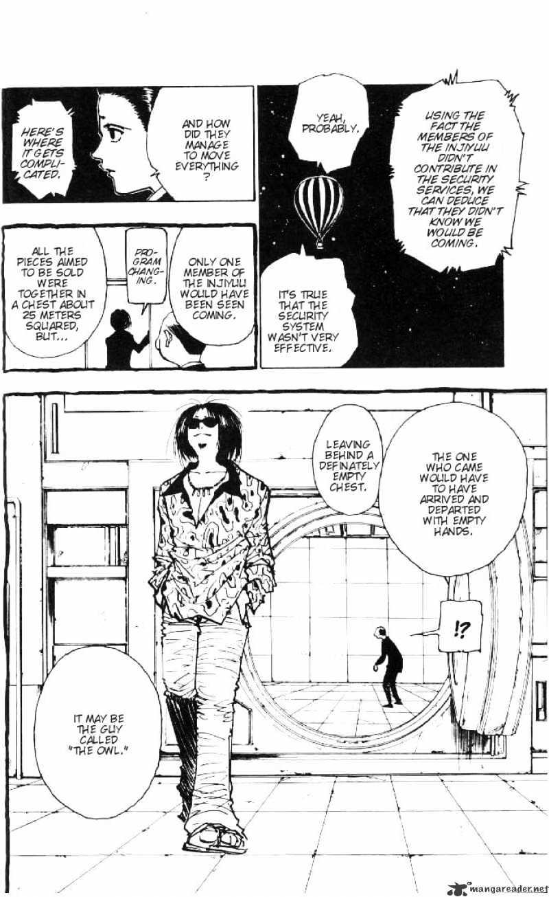 Hunter X Hunter Chapter 74  Online Free Manga Read Image 14