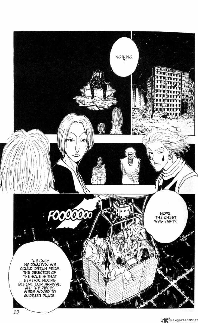 Hunter X Hunter Chapter 74  Online Free Manga Read Image 9