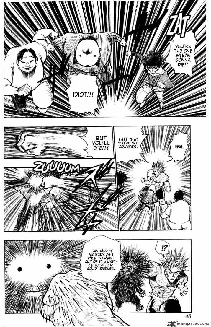 Hunter X Hunter Chapter 76  Online Free Manga Read Image 8